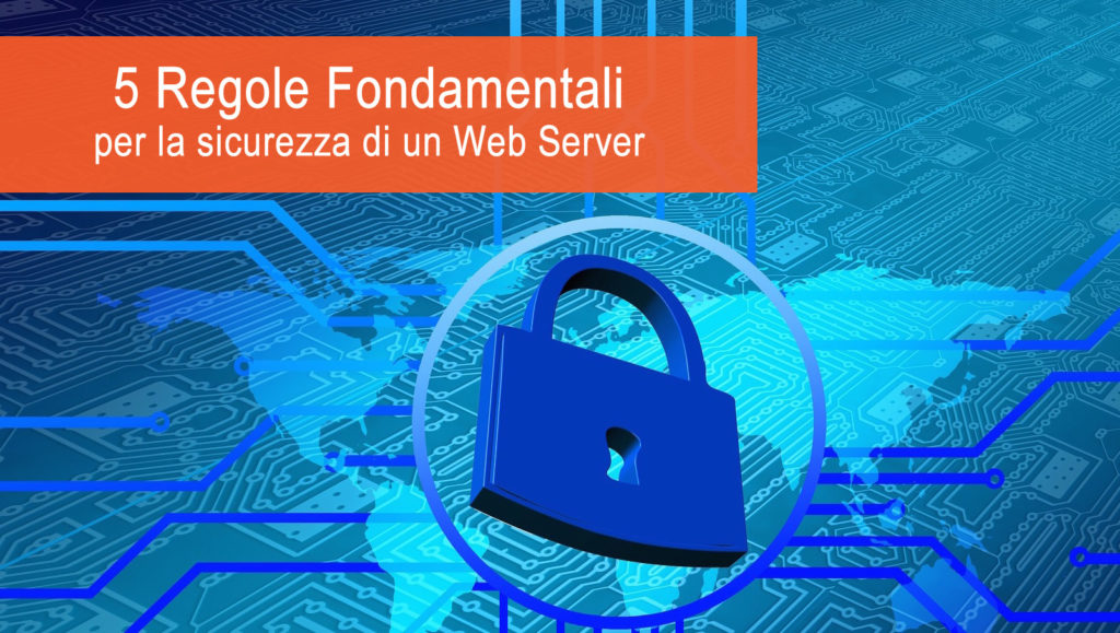 Sicurezza web Server